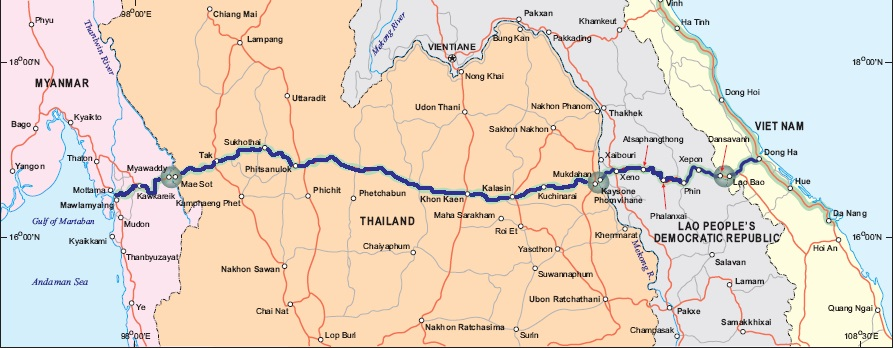 Pan-Asianism: connectivity in the Greater Mekong Sub-region