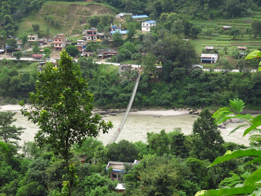 Sustainable development and health in rural Nepal
